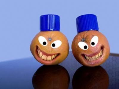 zwei-orangen